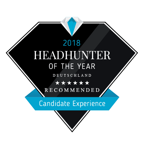 2018 Headhunter of the year